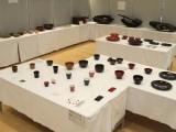 会津漆器協同組合青年部の展示
