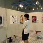 28回美術連盟展(工業高校)