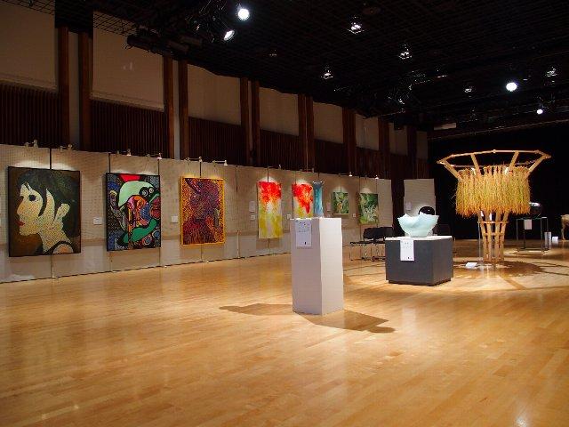 新しいAIZU2014では、様々な作品を楽しむことが出来ます
