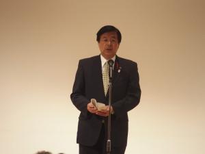 室井照平市長のあいさつ
