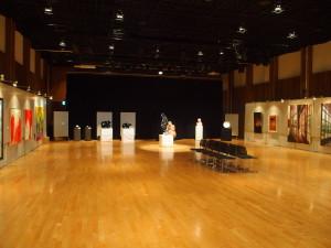 新しいAIZUの美術展2015:會津稽古堂