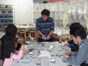 楽しむアート「Ori Kiri Ori」ワークショップ開催しました。