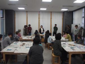 富山大学さんによるワークショップ開催しました。