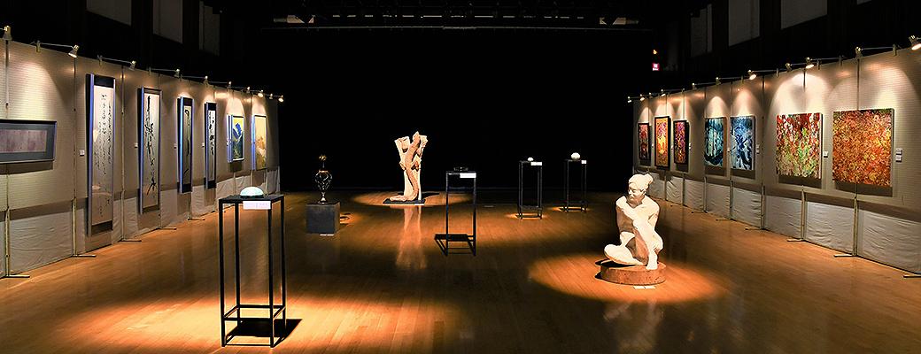 2019 會津稽古堂(新しいAIZUの美術展)